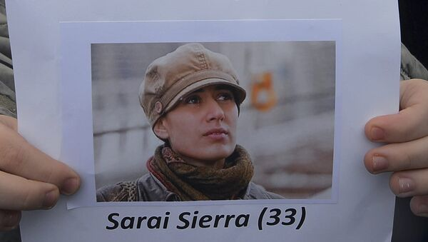 Sarai Sierra - Sputnik Türkiye