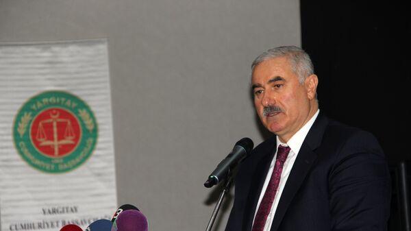 Yargıtay Cumhuriyet Başsavcısı Mehmet Akarca - Sputnik Türkiye