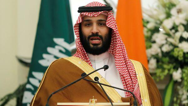 Suudi Arabistan Veliaht Prensi ve Savunma Bakanı Muhammed bin Selman - Sputnik Türkiye