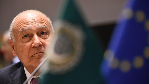 Arap Birliği Genel Sekreteri Ahmed Ebu Gayt - Sputnik Türkiye