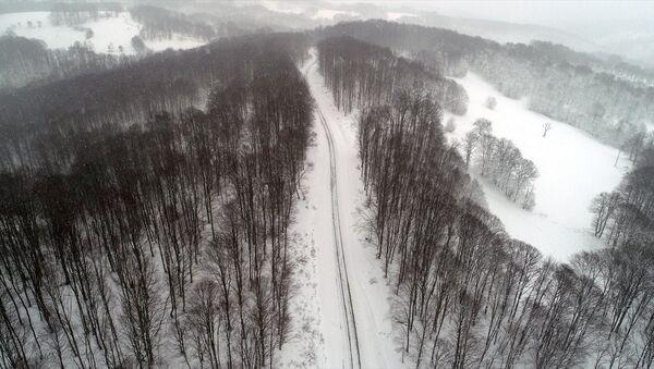 Türkiye genelinde kar yağışı - Sputnik Türkiye
