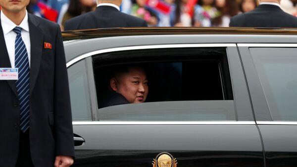 Kim Jong Un - Sputnik Türkiye