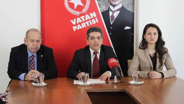 İlker Yücel - Sputnik Türkiye