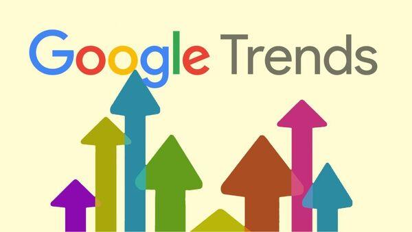 Google Trends - Sputnik Türkiye