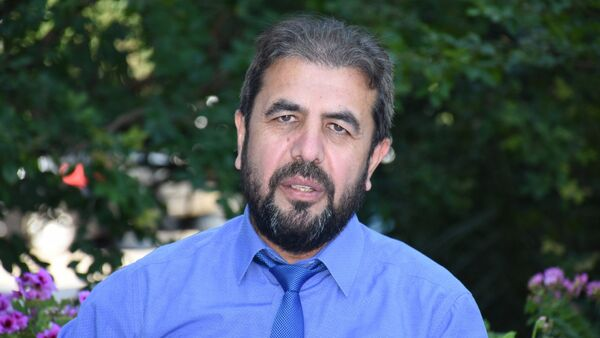 Mehmet Ali Kulat - Sputnik Türkiye