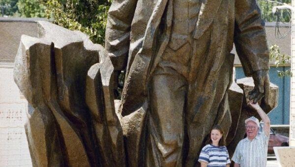 Lenin heykeli-Seattle - Sputnik Türkiye