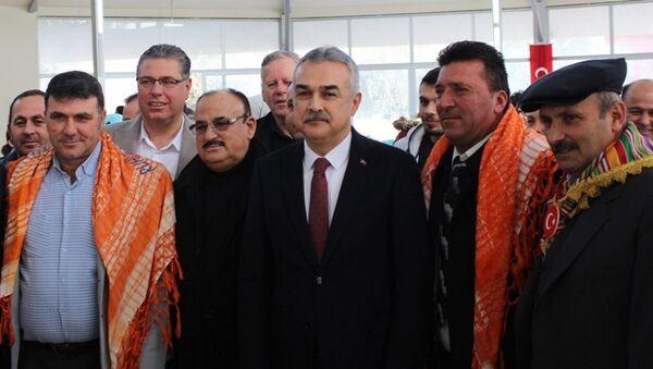 Mustafa Savaş - Sputnik Türkiye