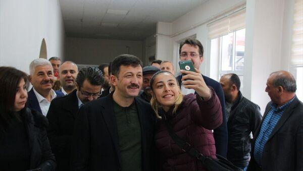 AK Parti Genel Başkan Yardımcısı Hamza Dağ - Sputnik Türkiye