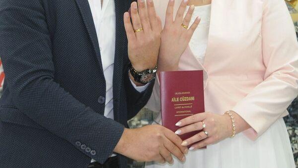 Evlilik, nikah - Sputnik Türkiye