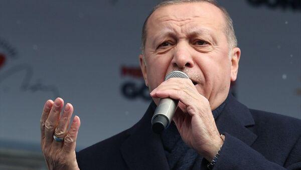 Recep Tayyip Erdoğan, Ardahan - Sputnik Türkiye