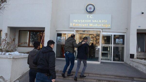 İçişleri Bakanlığı: 81 ilde 2612 kişi yakalandı - Sputnik Türkiye