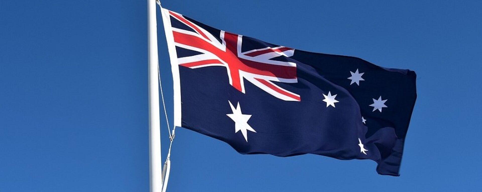 Avustralya bayrağı - Sputnik Türkiye, 1920, 18.09.2021