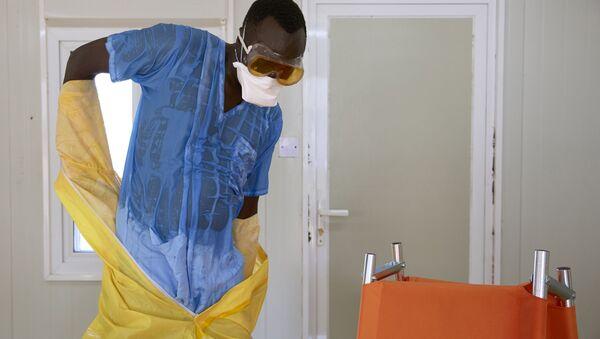 Kongo'da Ebola salgını: 496 kişi hayatını kaybetti - Sputnik Türkiye