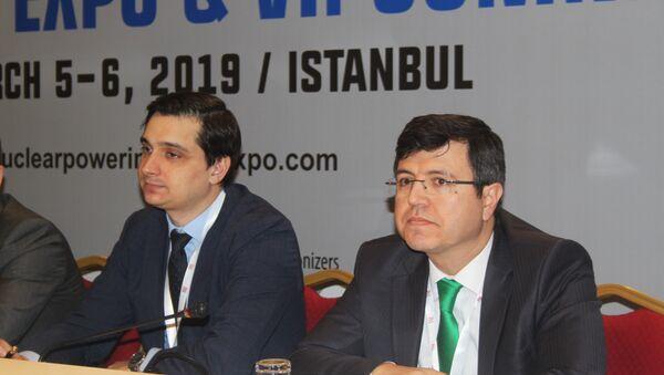 Akkuyu Nükleer Güç Santrali (NGS) AŞ Yönetim Kurulu Başkan Yardımcısı Anton Dedusenko - Sputnik Türkiye