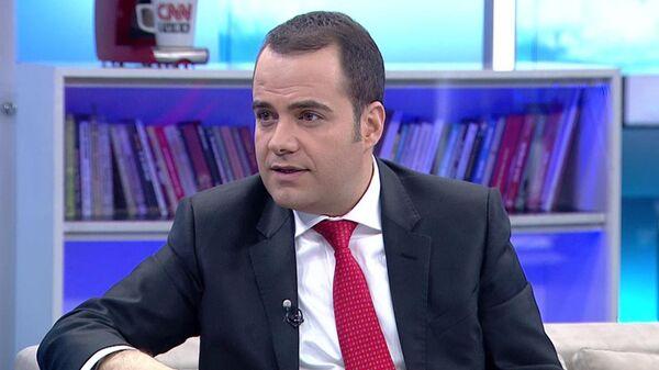Özgür Demirtaş - Sputnik Türkiye