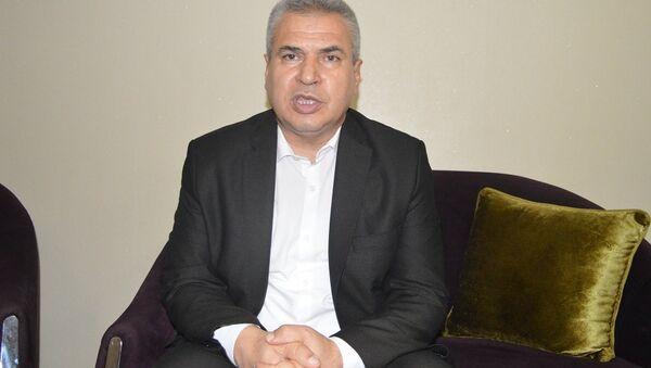 Suriye Muhalefeti Yüksek Müzakare Heyeti üyesi İbrahim Bıro - Sputnik Türkiye