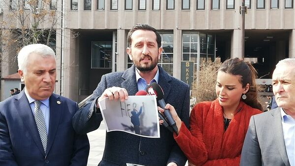 CHP Ankara Milletvekili Ali Haydar Hakverdi, 'Biji Mansur' yazısına suç duyurusu - Sputnik Türkiye