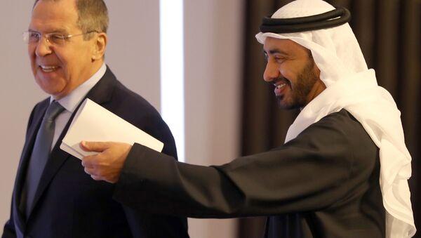 BAE: Arap ülkeleri inisiyatifi İran ve Türkiye'ye bırakarak Suriye'deki rollerini kaybetti - Sputnik Türkiye