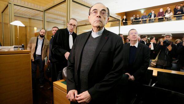 Philippe Barbarin - Sputnik Türkiye