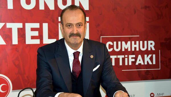Tamer Osmanağaoğlu - Sputnik Türkiye