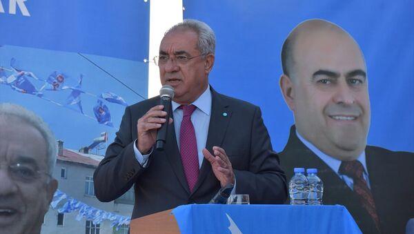 DSP Genel Başkanı Önder Aksakal - Sputnik Türkiye
