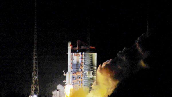Çin - Uydu fırlatma - Sputnik Türkiye