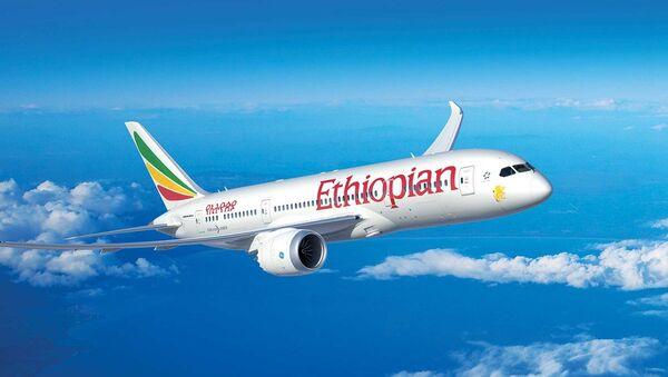 Etiyopya Hava Yolları - Sputnik Türkiye