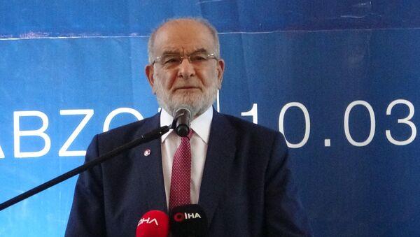 Temel Karamollaoğlu - Sputnik Türkiye