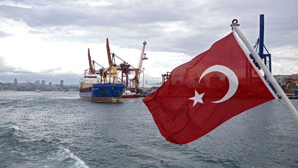 ekonomi - büyüme - ihracat - ithalat - Sputnik Türkiye