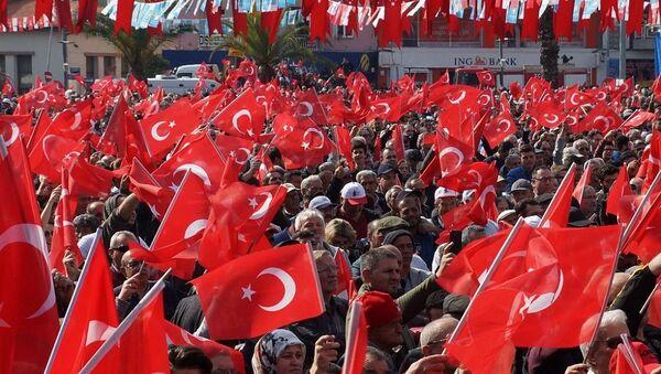 CHP, İYİ Parti, seçmen, miting - Sputnik Türkiye