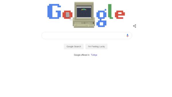 Google, World Wide Web sisteminin kuruluşunun 30. yılını hatırlatan görüntü - Sputnik Türkiye