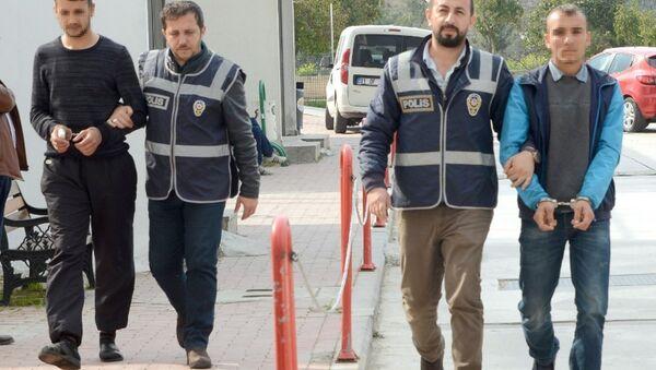 gözaltı - halay kavgası - Sputnik Türkiye