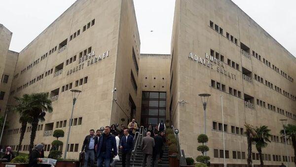 Bursa Adliyesi – Bursa Adalet Sarayı - Sputnik Türkiye
