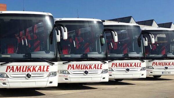 Pamukkale Turizm - Sputnik Türkiye
