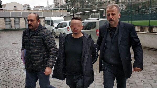 Samsun'da bir kişiyi silahla yaralayan ve habercilere İyi çekin. Vurduğumuz adamlar da görsün diyen saldırgan - Sputnik Türkiye