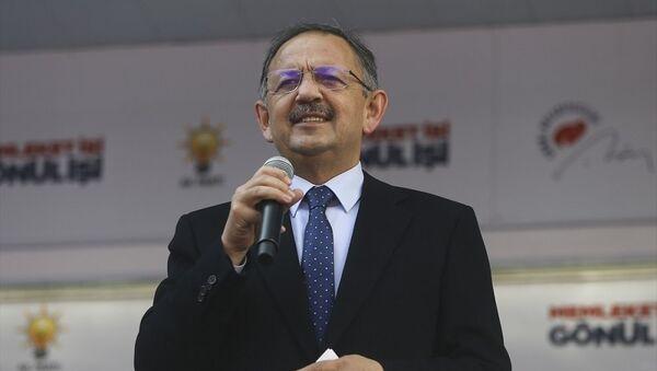 Mehmet Özhaseki - Sputnik Türkiye