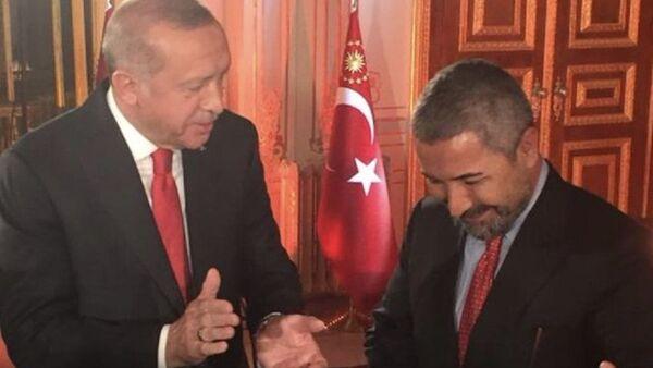 Recep Tayyip Erdoğan - Veyis Ateş - Sputnik Türkiye