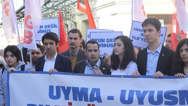 Türkiye Liseliler Birliği - Sputnik Türkiye