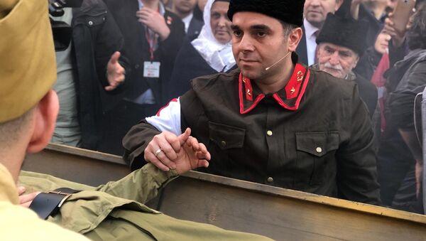 İbrahim Ulusoy - Sputnik Türkiye