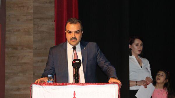 Murat Aslan - Sputnik Türkiye