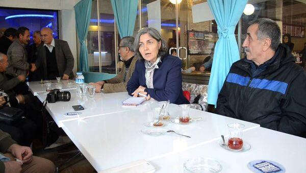 Selma Gürkan - Sputnik Türkiye