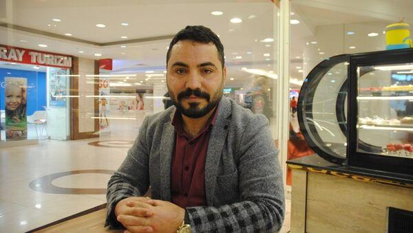Diyarbakır'ın bağımsız Büyükşehir Belediye Başkan adayı Hasan Sancar - Sputnik Türkiye