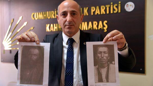 Ali Öztunç - Sputnik Türkiye