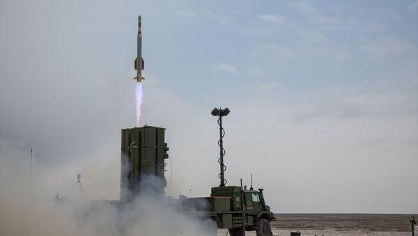 Hisar-A ile füze fırlatma sistem - Sputnik Türkiye