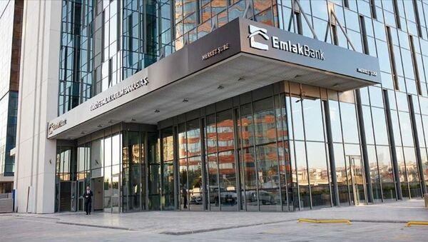 Türkiye Emlak Katılım Bankası - Emlak Bank - Sputnik Türkiye