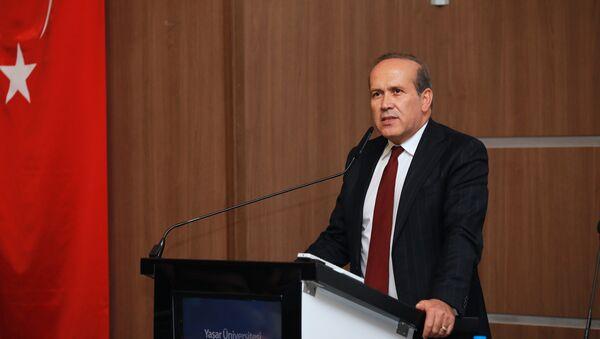 Türkiye'nin Amerika Birleşik Devletleri eski Büyükelçisi Namık Tan - Sputnik Türkiye