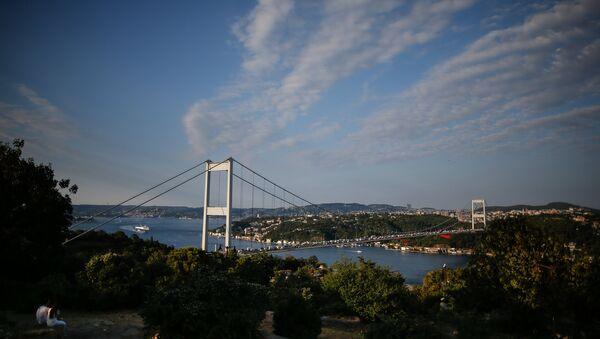 Fatih Sultan Mehmet Köprüsü - Sputnik Türkiye