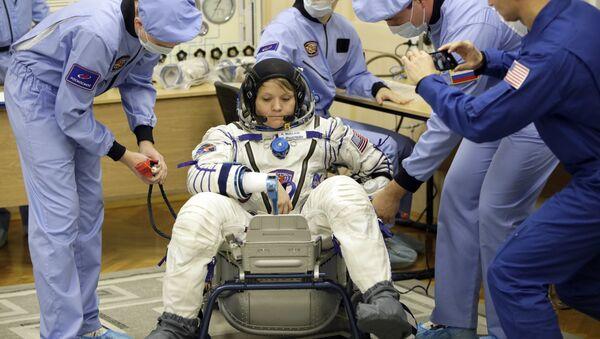 Astronot Anne McClain - Sputnik Türkiye