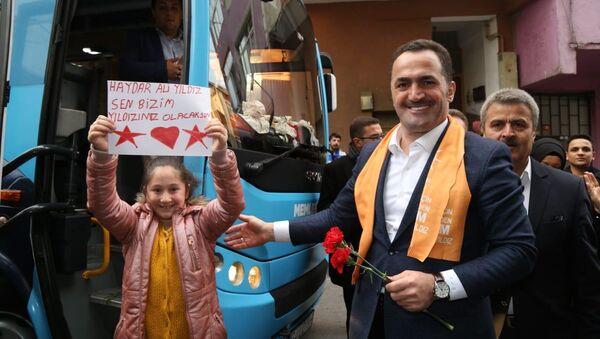 Haydar Ali Yıldız - Sputnik Türkiye