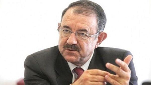 Sosyolog Prof. Dr. Sencer Ayata - Sputnik Türkiye